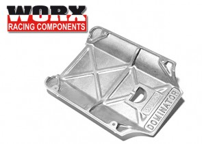 WORX Yamaha Superjet Ride Plate Freestyle 1991-07