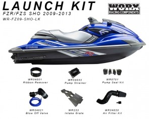 Launch Kit WR-FZ09-SHO-LK