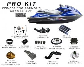 Pro Kit WR-FZ09-SHO-PK