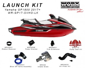 LAUNCH KIT WR-GP17-SVHO-LK