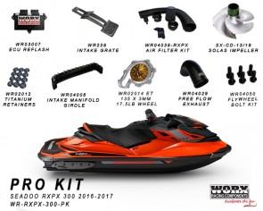 Pro Kit WR-RXPX-300-PK