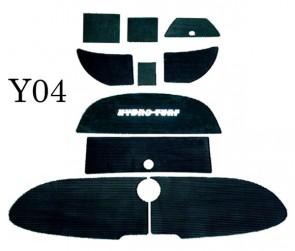 Yamaha SR230 / SX230 / AR230 (05-06) Rear Boarding Hydro-Turf