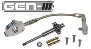 SHAFT UPGRADE KIT,SC, SHO/FZ
