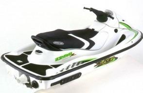 Hydro Turf Kawasaki 1200STX-R (02-05), 900 STX (06), STX (12) Seat Cover