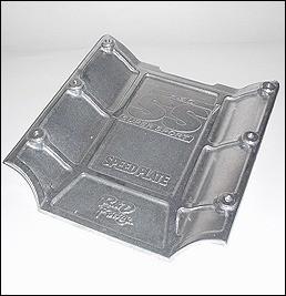 R&D Ride Plate Kawasaki 750 SS / XI SPEED PLATE