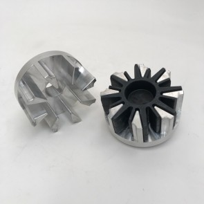 R&D SXR 1500 PRECISION BILLET DRIVELINE COUPLERS WITH DAMPER