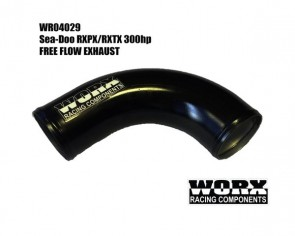 WORX Sea-Doo RXPX/RXTX 300 Free flow exhaust