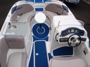 2002 Sea-Doo Islandia Smooth, Royal Blue