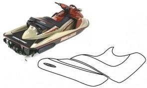 Hydro Turf Sea-Doo GTX Di (02-03) / GTX 4-Tec (02-06) / RXT (05-09) / GTX Ltd, GTX Wake (06-08) / Wake Pro 215 (09) Seat Cover