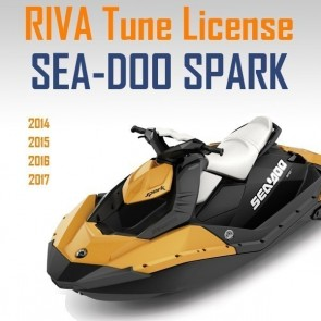 Sea-Doo Spark RIVA Tuning ECU Flash Credit 5 Credit Package