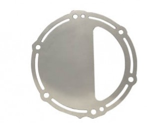 Riva Yamaha Cat Removal D-plate