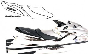Hydro Turf Yamaha XLT1200 (01-04) / XLT800 (02-04) Seat Cover