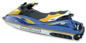 Hydro Turf Sea-Doo GTI 4-Tech (06-08) / GTI, GTI SE 130 & 155, Wake 155 (09-10) Seat Cover