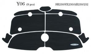 Yamaha SR230 / SX230 / AR230 / 232 (07-09) Rear Boarding Hydro-Turf