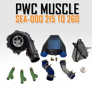 SeaDoo 215 Upgrade to 260 Package