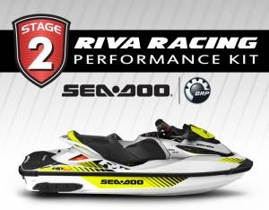 Sea-Doo RXT-X 300 / GTX Ltd 300 Stage 2 Kit
