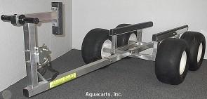 """Aquacart 4-Play Transport Cart 2"""" Coupler"""