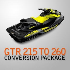 SeaDoo GTR 215 to 260 Full Conversion Kit
